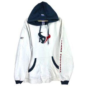 Reebok NFL Houston Texans Hoodie XL